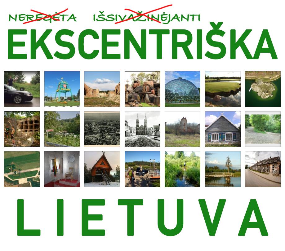 EKSCENTRISKA